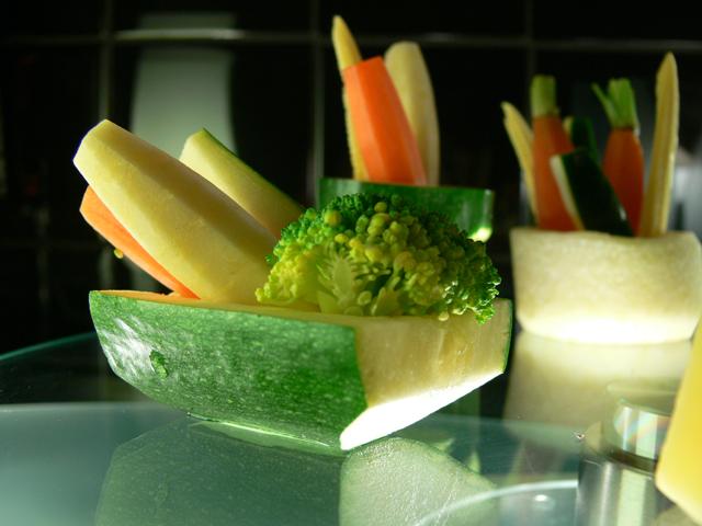 Gemüsekörbchen